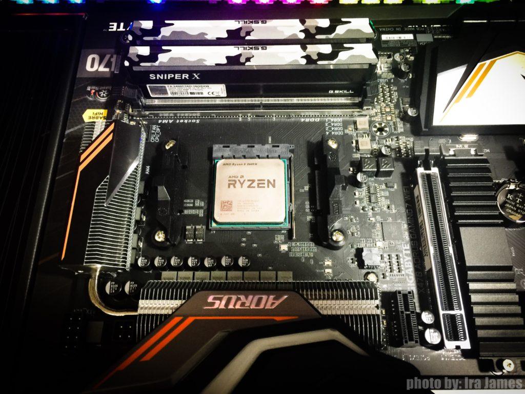 PC HARDWARE | Ryzen 5 2600X Overclocking